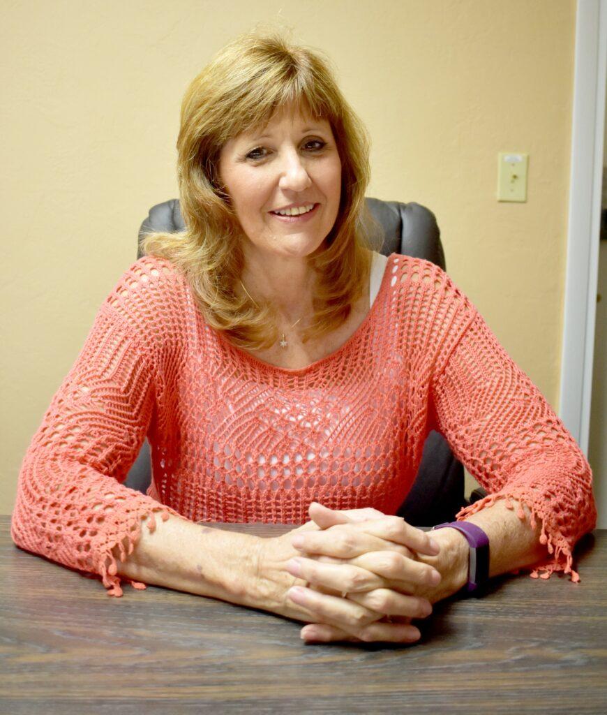 Councilwoman Marguerite Robinson